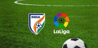 Laliga AIFF collaboration,Laliga collaboration India,All India Football Federation,Laliga Facebook Deal India,Sony Pictures Networks India
