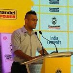 Mahendra Singh Dhoni India Cement,India Cement MS Dhoni,India Cement VP Marketing,MS Dhoni VP Marketing,Indian Premier League Chennai Super Kings