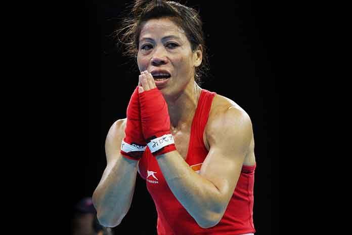 Mary Kom AIBA Women' World Championships,AIBA Women' World Championships,AIBA Boxing Championships,AIBA Boxing Championships team squad,M C Mary Kom