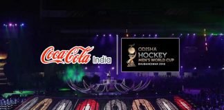 Hockey World Cup Coca-Cola Partnership,Hockey World Cup sponsorships,FIH Men's World Cup,Hockey Men's World Cup Bhubaneswar,Odisha Hockey Men's World Cup Bhubaneswar 2018
