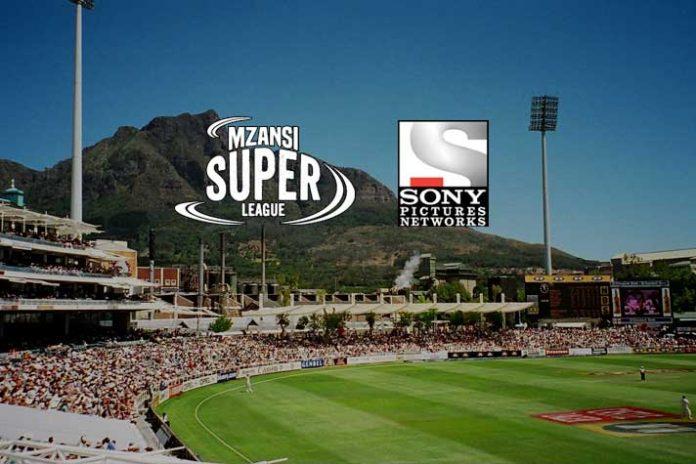 Mzansi Super League Sony,Mzansi Super League,Sony Pictures Network India,Mzansi Super League T20 Commercial rights,MSL T20 Media Rights