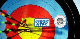 Archery Association NTPC,AAI NTPC Partnership,Archery Association of India,NTPC Limited Sponsorships,National Archery Championships