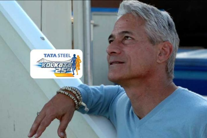 Greg Louganis Tata Steel Brand Ambassador,Tata Steel Brand Ambassador,Greg Louganis Tata Steel,Greg Louganis Olympic,Tata Steel Kolkata 25K