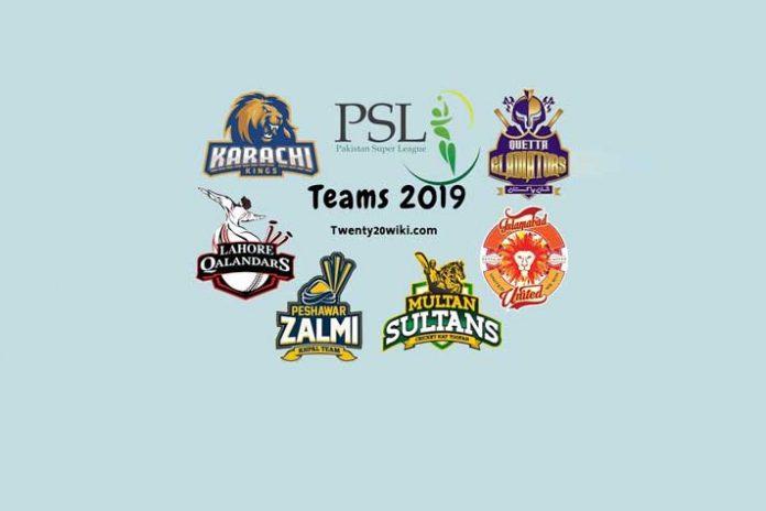 Pakistan Super League,PSL Retained Players,Brendon McCullum PSL,Mohammad Hafeez PSL,Pakistan Super League team squads