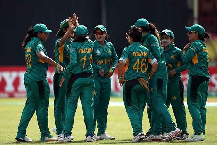 Pakistan vs Ireland T20 World Cup,Pakistan T20 Womens World Cup,ICC T20 World Cup 2018,ICC Womens World Cup T20,ICC Women's World T20