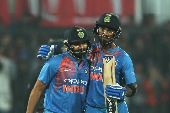 ICC T20I rankings: Rahul better placed than skipper Rohit Sharma