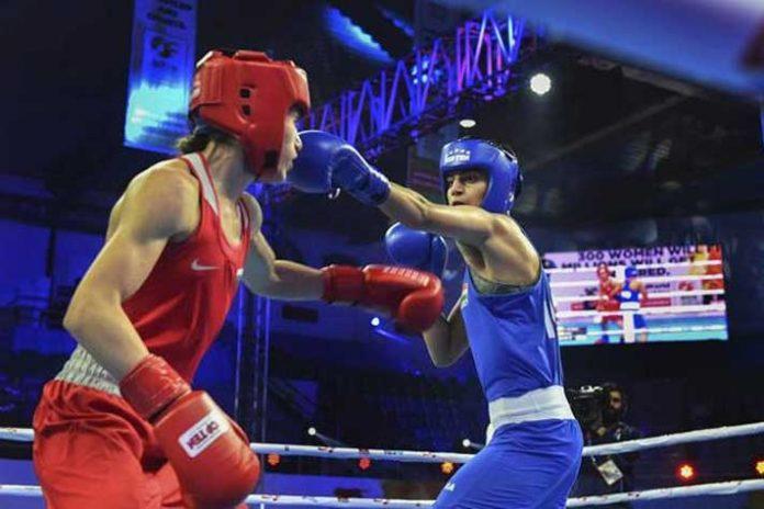 Sonia Chahal women's World Boxing Championships,AIBA women's World Boxing Championships,International Boxing Association,women's World Boxing Championships,National Championships