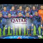 Qatar Airways PSG,PSG Shirt Sponsorship,Paris Saint-Germain Qatar Airways Sponsorship,Paris Saint-Germain Sponsorships,Sports Sponsorships
