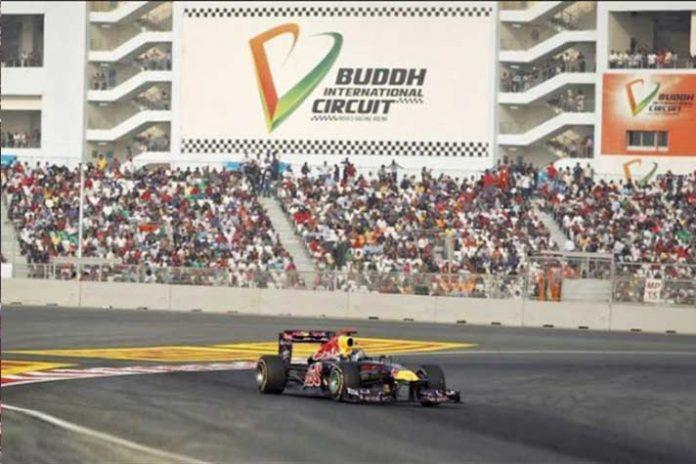 Buddh International Circuit,Buddh Circuit Tax default,Jaypee Group Tax default,Formula 1 track in india,F1 Track Buddh International Circuit
