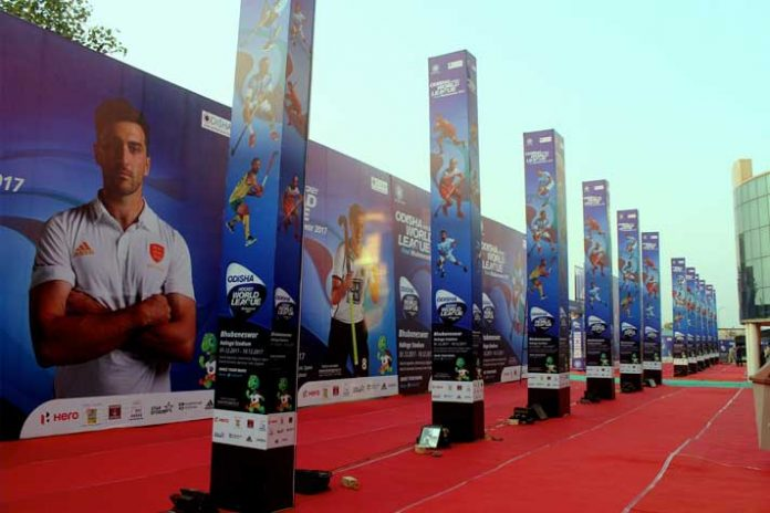 Odisha Hockey World Cup,FIH Men's Hockey World Cup,Hockey World Cup sponsors,Hockey World Cup 2018,Odisha Men's World Cup 2018