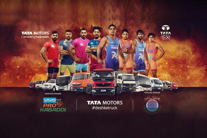 TATA Motors TVC,Tata Motors pro kabaddi,Tata Motors Wrestling,Tata Motors Pro Kabaddi League Video,Tata Motors Sponsorships
