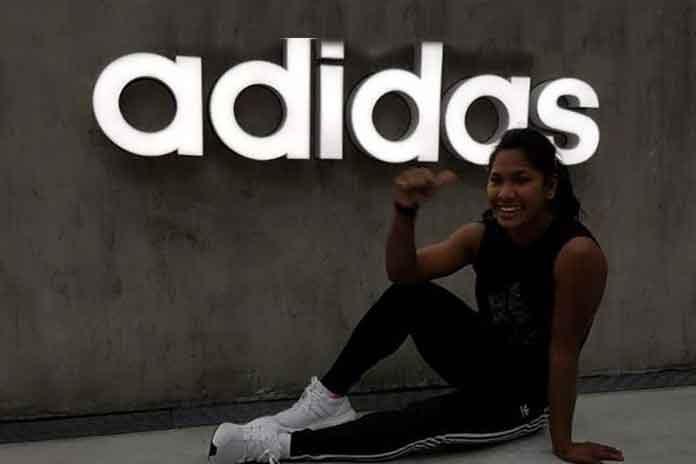 Swapna Barman adidas deal,customised shoes Swapna Barman,adidas sponsorships deal,Sapna Barman Asian Games,gold medallist Swapna Barman