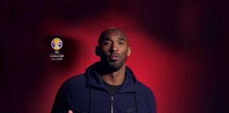Kobe Bryant NBA,Kobe Bryant FIBA 2019 World Cup,FIBA 2019 World Cup Brand Ambassador,FIBA Basketball World Cup 2019,FIBA 2019 World Cup
