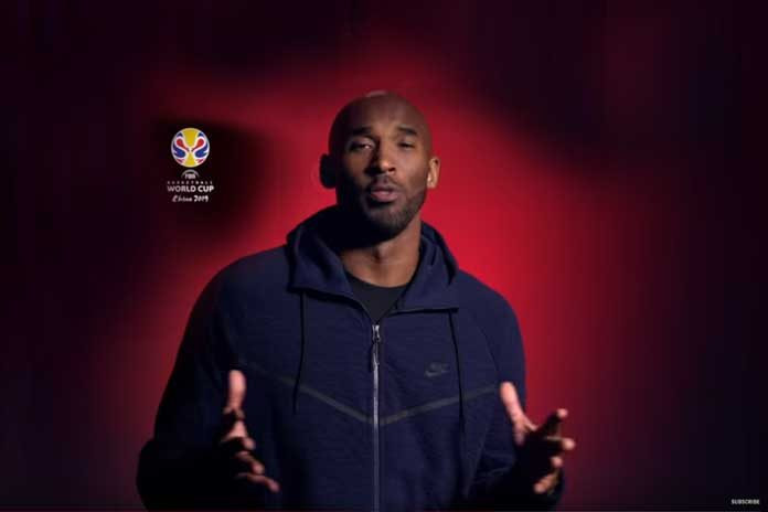 Kobe Bryant appointed global brand ambassador for FIBA 2019 World Cup ac93ae95c647