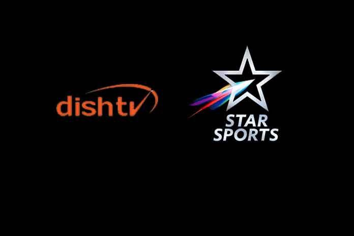 Dish TV Star India,Dish TV Disconnection Notice,Star India disconnection notice,Dish TV Star Sports channels,Star Sports channels