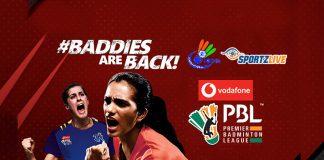 Premier Badminton League 2018-19,PBL Season 4,PBL 2018-19,Premier badminton league season 4,PBL Schedule