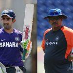Gautam Gambhir,Gautam Gambhir interview,Ravi Shastri,Virat Kohli,Anil Kumble elimination