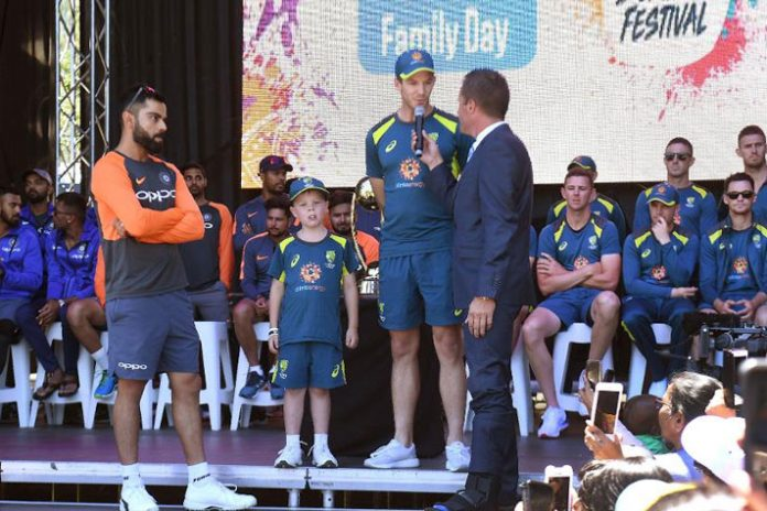 Cricket Australia,India Australia Series,India vs Australia Test Series,Melbourne Test,Archie Schiller Australia team captain