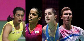 Premier Badminton League,PBL Auction,PV Sindhu PBL Auction,Carolina Marin PBL,BWF Prize money