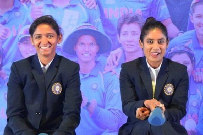 Mithali Raj,Harmanpreet Kaur,Indian women's ODI Series,Indian women's T20 Squad,India Women's ODI Squad