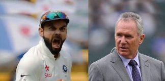 Virat Kohli india,Allan Border,Virat Kohli records,Fox Cricket,India Australia Test Series