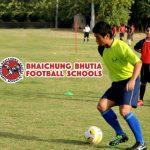 Baichung Bhutia Football School,BBFS Funding,BBFS Angel Investment,Delhivery Sponsorships,Football Sponsorships