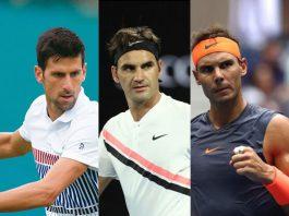 Noval Djokovic,Roger Federer,Rafael Nadal,Tennis career prize money,Top Prize money tennis players