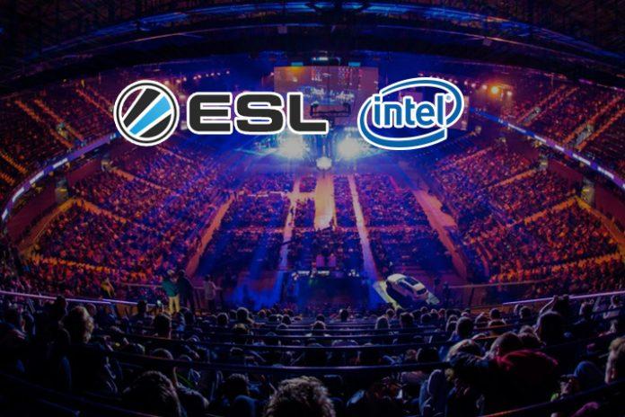 ESL Intel Partnership,ESL Partnerships,ESL Esports,Intel Partnerships,Esports Partnerships