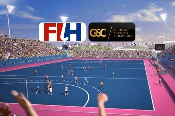 FIH GSC Partnership,Global Sports Commerce,FIH Technology Partners,FIH CEO,FIH Partnerships