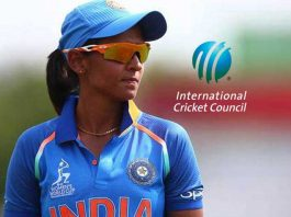 Harmanpreet Kaur,ICC T20 team of the year,International Cricket Council,ICC Women's Championship,ICC Women's ODI Team of the Year