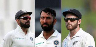 ICC Test Rankings,Virat Kohli ICC Ranking,ICC Player Rankings,MRF Tyres ICC Player Rankings,ICC Test Player Rankings