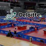 Deloitte ITTF rights,ITTF Commercial Rights,ITTF Deloitte Partnership,Deloitte commercial rights,International Table Tennis Federation