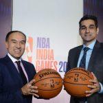 NBA Games India,NBA India,Sacramento Kings,National Basketball Association,NBA India Games 2019