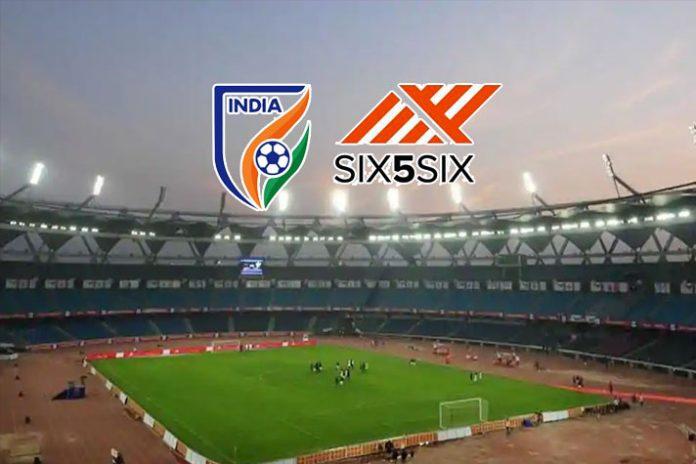 AIFF Six5Six partnership,Six5Six partnership,All India Football Federation,AIFF Kit Partner,AIFF Nike