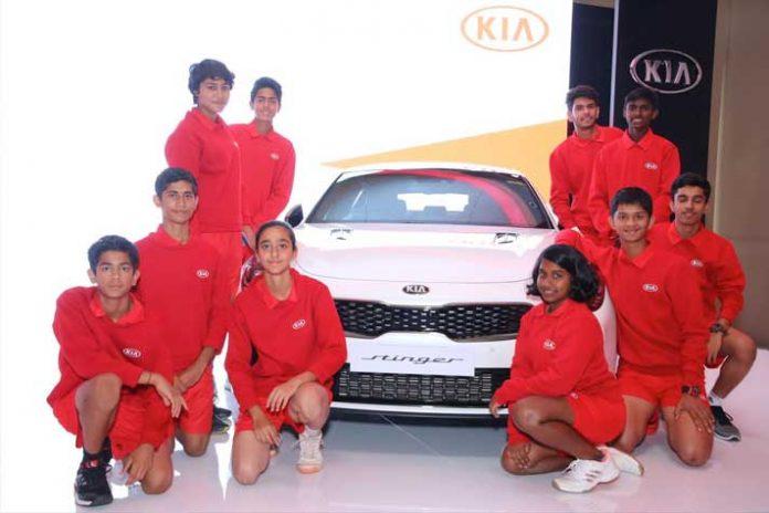 Kia Motors Australian Open,Australian Open Ball Kids,Delhi kids Australian Open,Australian Open 2019,Davis Cup