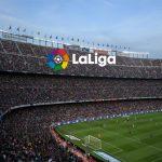 LaLiga recrod attendance,LaLiga Ronaldo,LaLiga India,Cristiano Ronaldo exit,LaLiga matches