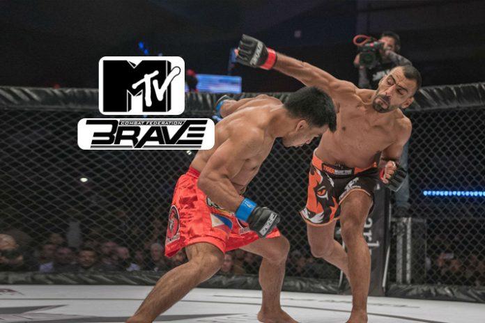 MTV Brave fight nights,MTV Mercury Sports Partnership,Brave Fight Nights,fight night Brave 20,MMA India