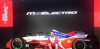 Mahindra Racing Formula E Car,Mahindra Racing,Mahindra Racing New Car,Formula E Season,ABB FIA Formula E Championship
