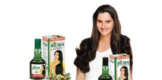 Sania Mirza,Sania Kesh King,Kes King Hair Oil,Sania Mirza TVC,Sania Kesh King TVC