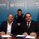 QNB Brand Ambassador,Qatar Bank Brand Ambassador,Qatar National Bank Neymar,Neymar Brand Ambassador,Paris Saint Germain