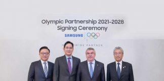 IOC Samsung partnership,Samsung Olympic Sponsorship,Samsung 2028 Olympics,International Olympic Committee,Olympic 2028 sponsorships