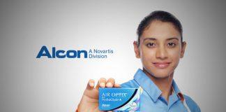 India Women's cricket team,Women's cricket team,Smriti Mandhana,Alcon brand ambassador,Smriti Mandhana Alcon