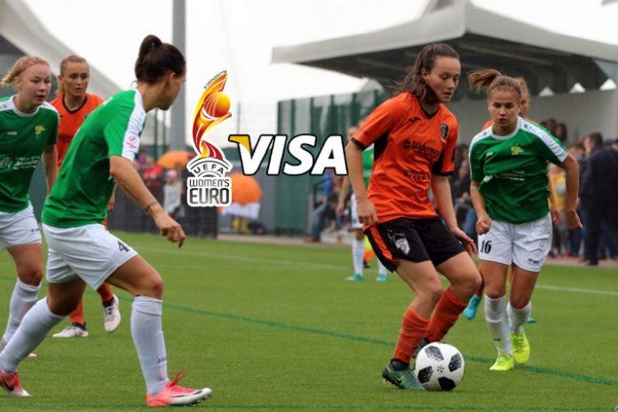 Die UEFA erhält ihren ersten Sponsor für Frauenfußball.