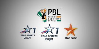 PBL LIVE,PBL Star Sports,Star Sports Telugu,Star Sports Kannada,Premier Badminton League