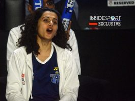 Taapsee Pannu PBL,Premier Badminton League,Taapsee Pannu,Pune 7 Aces,PBL 2018-19