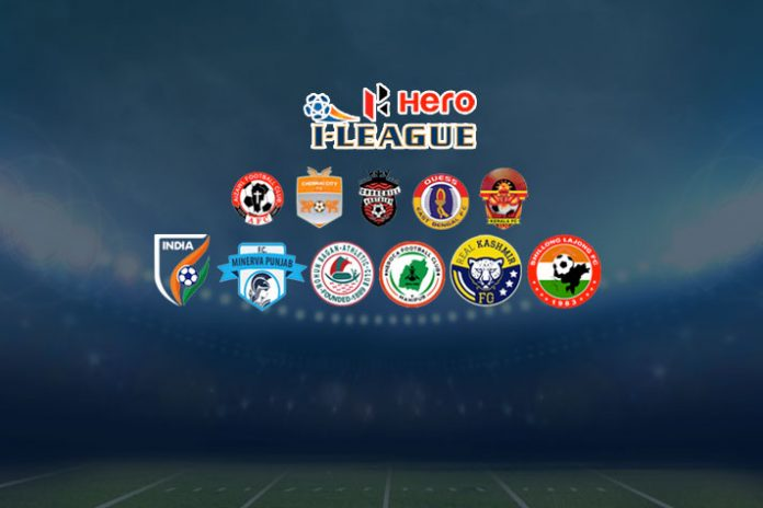 I-League,I-League Live Broadcast,Star Sports,All India Football Federation,Real Kashmir
