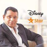 Uday Shankar Star India,Uday Shankar Walt Disney,Walt Disney,Disney India,Star India Chairman