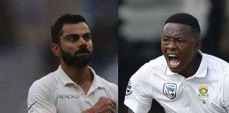 Virat Kohli Rankings,Kagiso Rabada Rankings,ICC Test Player Rankings,ICC Players Ranking,ICC Rankings