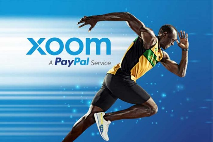 Usain Bolt Xoom,PayPal's Xoom,Bolt Xoom Brand Ambassador,Xoom Brand Ambassador,World's Fastest Man