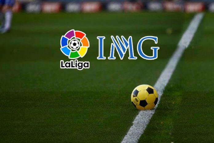 LaLiga IMG Partnership,LaLiga Sponsorship,IMG Partnerships,LaLiga India,IMG global sponsorship